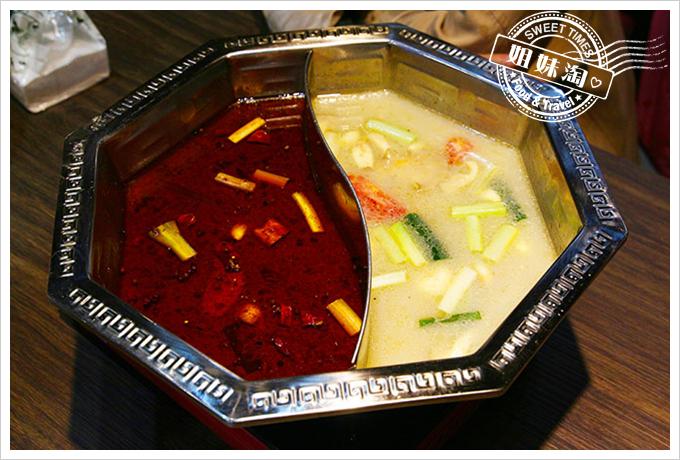 渝都重慶烤魚麻辣鴛鴦鍋2