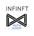 infiNFT alpha poster
