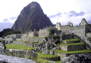 Photo: Macchu Picchu