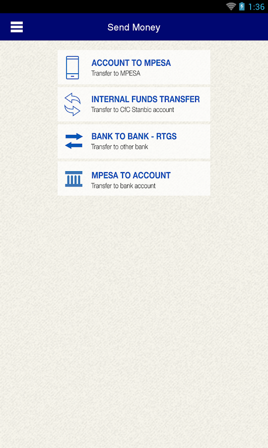 Stanbic Bank Kenya- screenshot