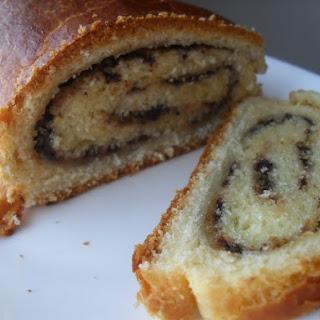 Hazelnut Roll Cake - Strudel