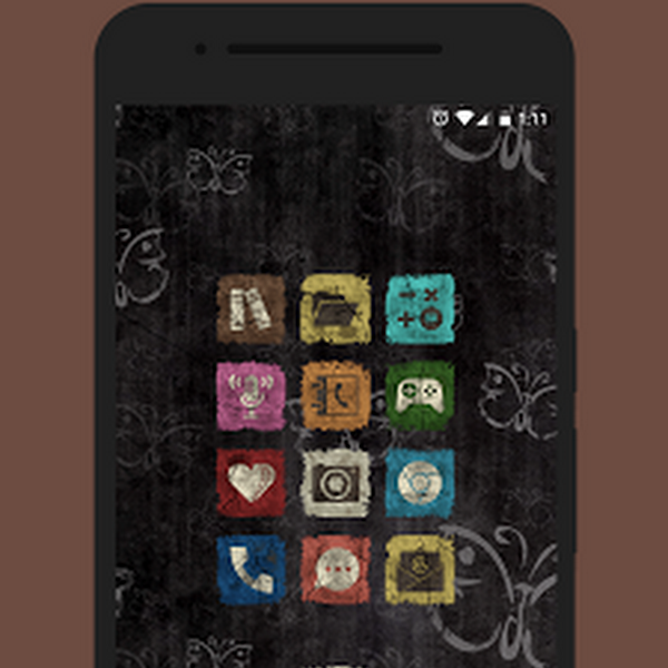 Ruggy - Icon Pack v7.2