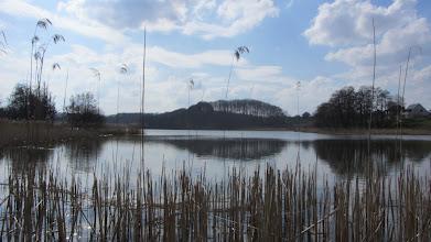 Photo: den Niehuuser See haben wir in knapp 2 Stunden umrundet