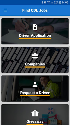 Find CDL Jobs screenshot 2