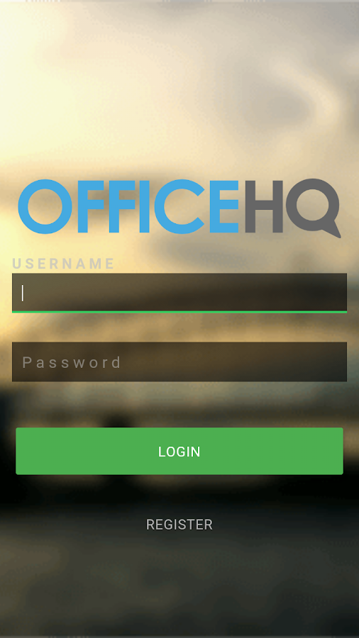 OfficeHQ- screenshot