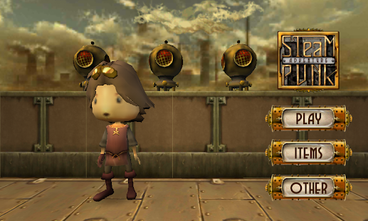 Steampunk Adventure Lite- screenshot thumbnail