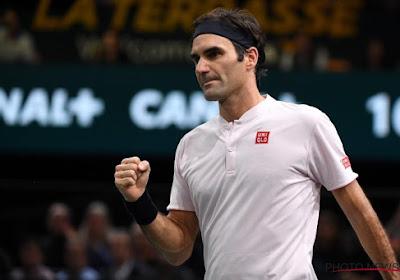 Roger Federer préface son duel de légendes à la Coupe Hopman