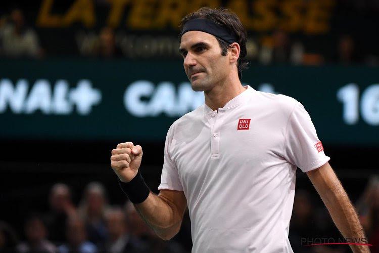 Bloed, zweet en tranen: Roger Federer kruipt door het oog van de naald tegen taaie Fransman