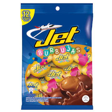 Chocolate Jet Burbujas