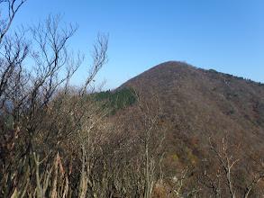 三国岳近影