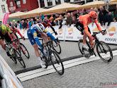 Petr Vakoc zag sterk Deceuninck-Quick.Step in sprintkoers