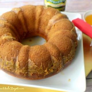 Citrus Rum Cake
