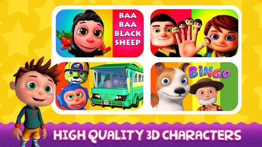 English Nursery Rhymes ,Preschool Kids Fun Videos. 1.44 screenshots 2
