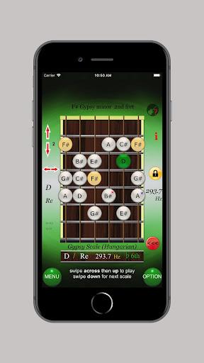 Guitar Scales (FREE) 2.6.0 screenshots 6