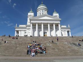 Photo: Senátní náměstí (Helsinki)