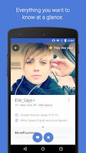 OkCupid Dating screenshot 1