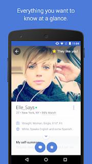 OkCupid Dating screenshot 01
