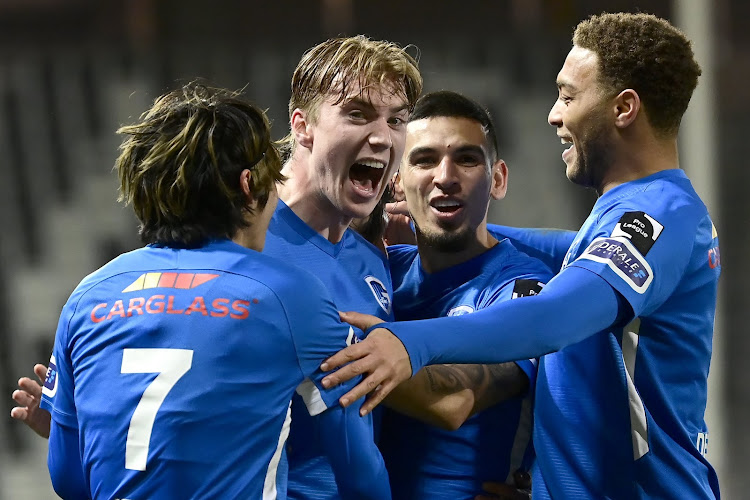 Genk se relance et enfonce le Sporting de Charleroi