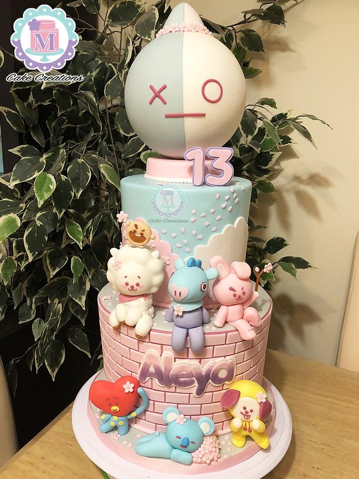 M Cake Creations