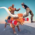 Multi Bull Hero Gangster Crime Simulator 2019 icon