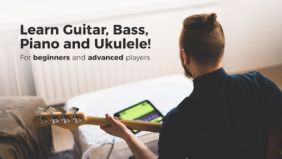 Yousician -  Learn Guitar, Piano, Bass & Ukulele- screenshot thumbnail