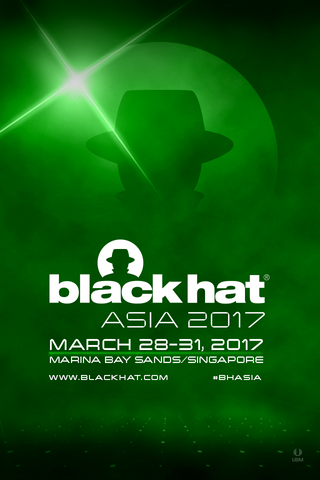 Black Hat Asia 2017- screenshot