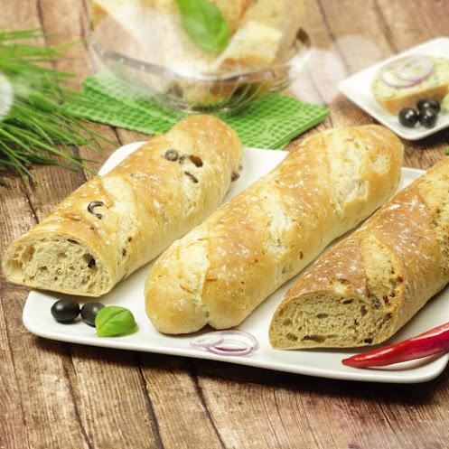 Abbildung Steinofen Brot Mix