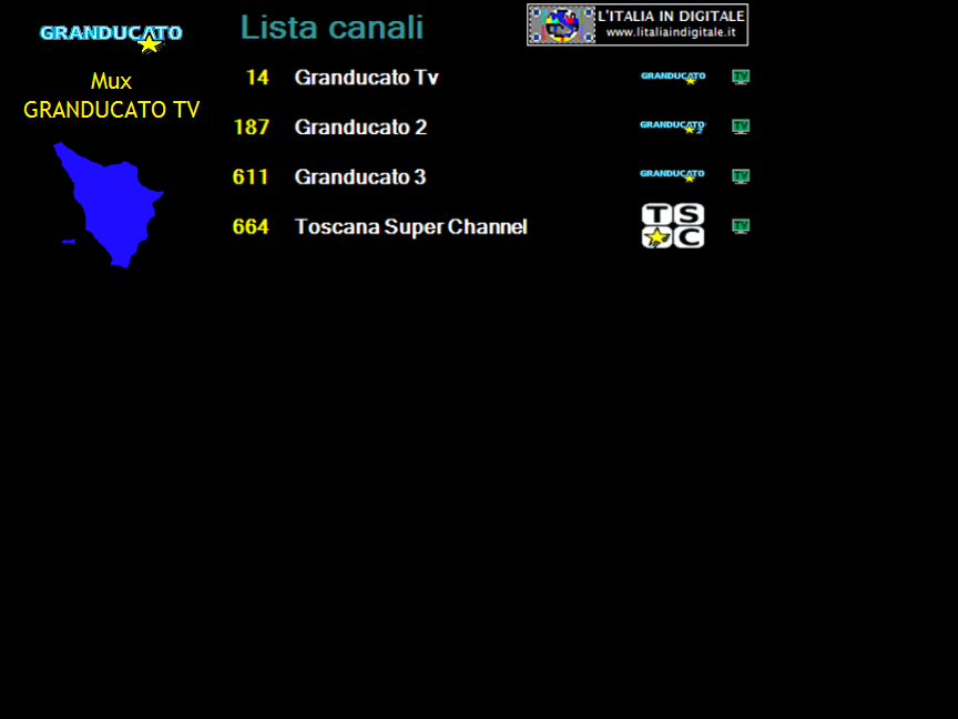 MUX GRANDUCATO TV