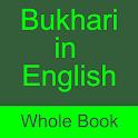 Bukhari in English, full Book icon