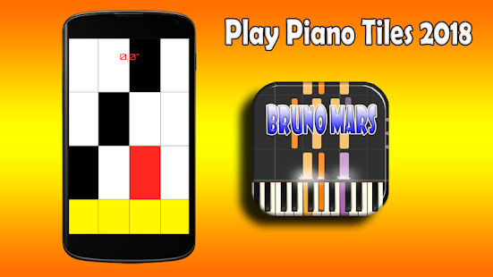 Bruno Mars Piano Game - náhled
