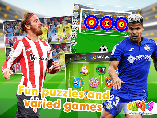 La Liga Educational games. Games for kids 6.3 screenshots 11