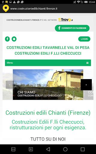 Costruzioni edili Chianti