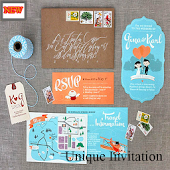 Unique Invitation