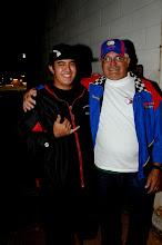 Photo: Kamuela with his tutu kane (grandfather), Stan Borge . . .