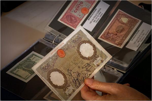 Collezione di banconote.....le vecchie lire!! di gabrielomar