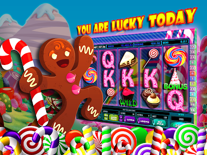 Candy crush slots app