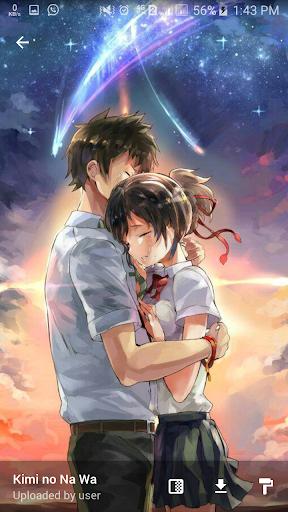 Kimi no Nawa (Your Name) Fan Art 1 screenshots 2