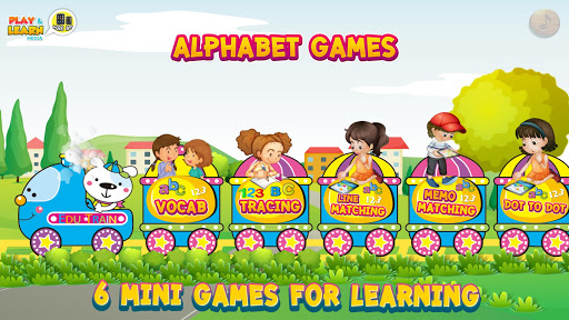 English ABC Alphabet Learning Games, Trace Letters 1.0.01.0.0 screenshots 15
