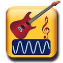 Guitar Music Analyzer Free icon
