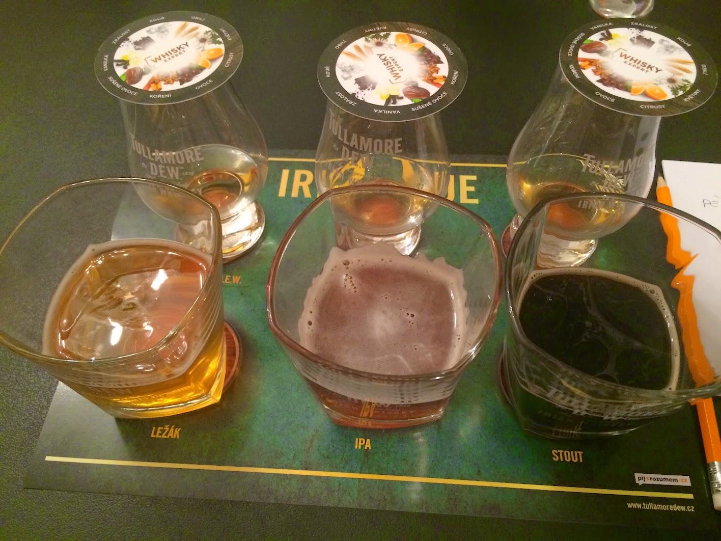Tullamore & Beer