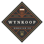 Logo of Wynkoop Doug E Peche: Peach Sour Brown