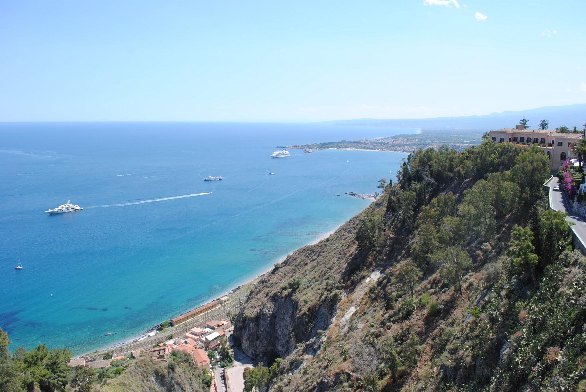 My Photos: Italy -- Sicily -- Taormina