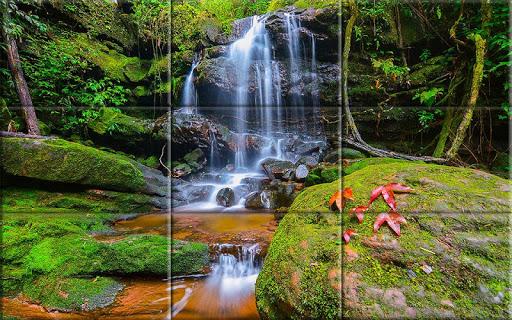 Puzzle - Amazing waterfalls apktram screenshots 1