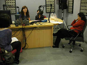 Photo: 20110412客語廣播實務 005