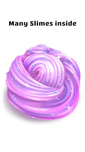 Slime Simulator Time : Make Super ASMR  screenshots 5