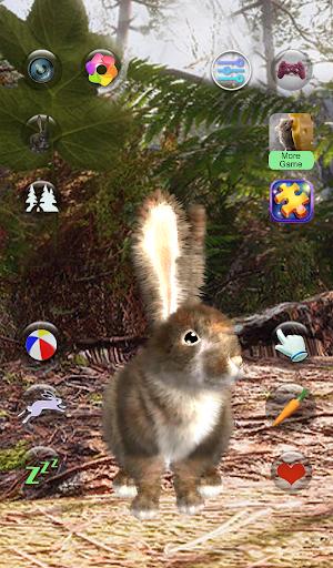 Talking Rabbit 1.1.4 screenshots 8