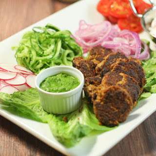 Galouti Kebab – Melt in the mouth Kebab.