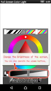 Full Screen Color Light 4