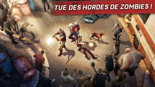 Left to Survive: Action TPS pour tuer des zombies fond d'écran 2
