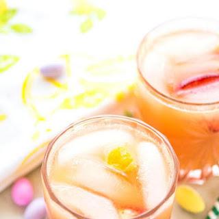 Orange Strawberry Juice.
